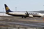 Ryanair, EI-EKV, Boeing 737-8AS (26743320298).jpg