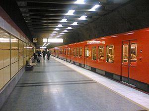 Sörnäinen Metro