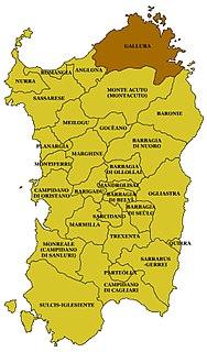 Gallura geographic region