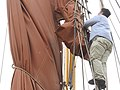 SB Ironsides stowing the topsail 7121.JPG