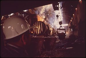 300px SMELTING FURNACE AT THE INSPIRATION CONSOLIDATED COPPER COMPANY   NARA   544001 Heat Acclimation, Part 1