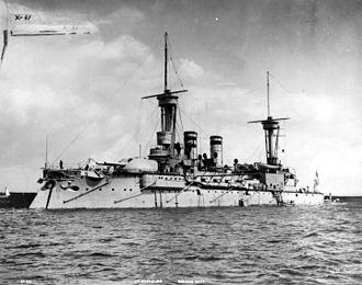 SMS Weissenburg - Weissenburg in 1890s