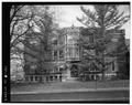 SOUTHWEST (MAIN STREET) ELEVATION - Penn High School, Penn Avenue at Main Street, Greenville, Mercer County, PA HABS PA,43-GRENV,3-1.tif