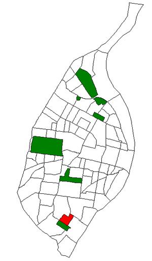 Holly Hills, St. Louis - Image: STL Neighborhood Map 03