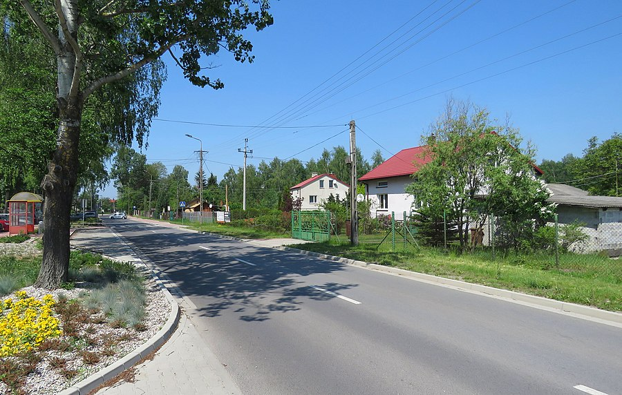 Szczęsne, Masovian Voivodeship
