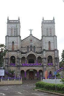 Sacred Heart Cathedral, Suva Church in Suva, Fiji