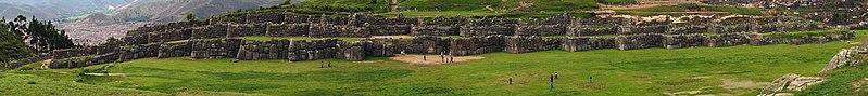File:Sacsayhuamán Décembre 2006 - Vue Panoramique.jpg