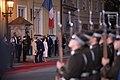 Saeimas priekšsēdētāja piedalās Francijas prezidenta oficiālajā sagaidīšanas ceremonijā - 50398270491.jpg