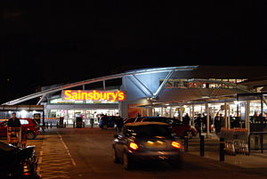 Sainsbury's at the Moor Allerton District Cent...