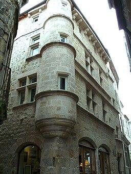 Saint-Bonnet-le-Château - Hôtel Dupuy -1
