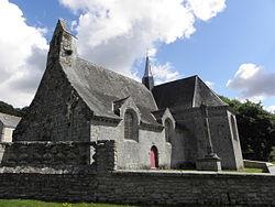 Saint-Caradec-Trégomel (56) Église 03.JPG