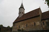 Saint-Denis-des-Coudrais - Église Saint-Denis 01.JPG