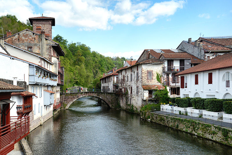 Saint-Jean-Pied-de-Port pont romain.jpg