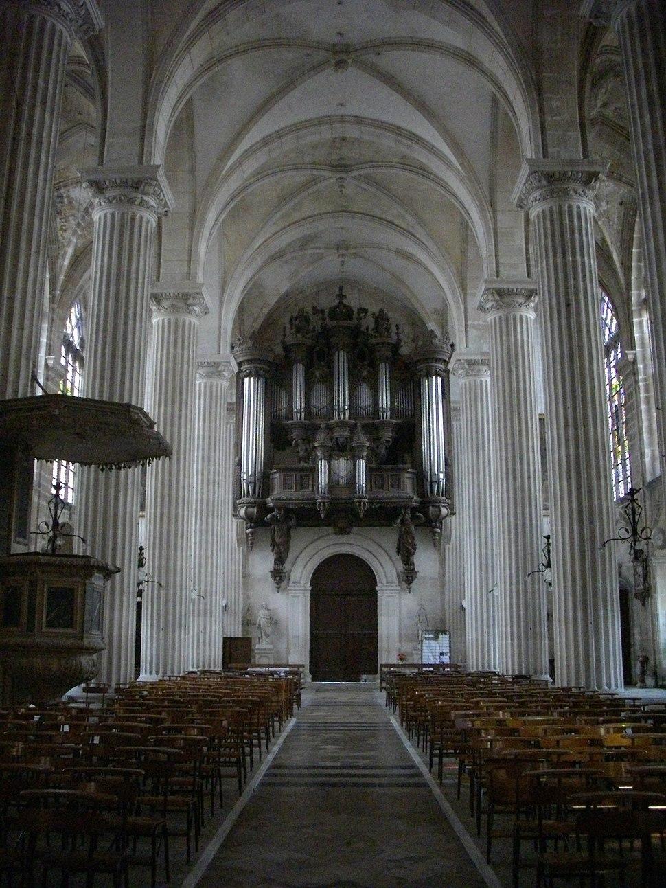 Saint-Mihiel - église abbatiale (44)