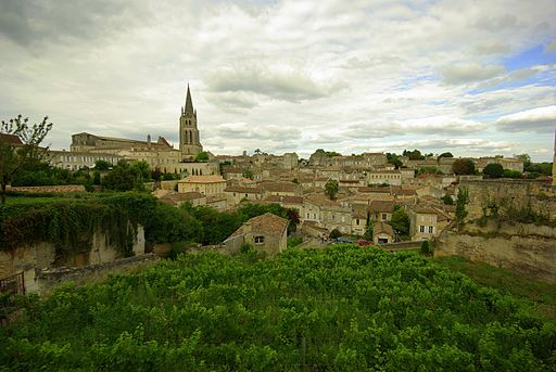 Saint Émilion Wine Country