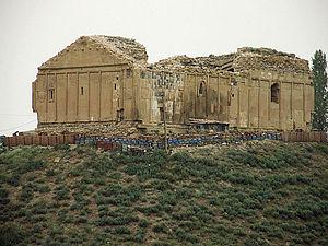 Saint Bartholomew Monastery - Image: Saint Bartholomew Armenian Monastery
