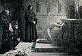 Saint Elizabeth of Hungary. Photogravure after P.H. Calderon Wellcome V0031923.jpg