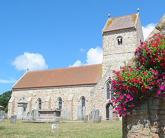 Saint Lawrence, Jersey - The Parish Church in St. Lawrence