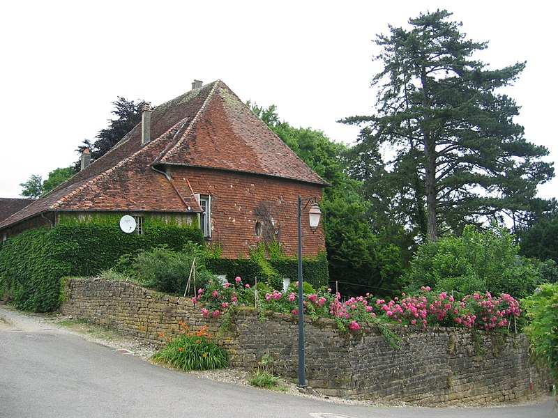 maison traditionnelles du jura