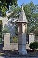 Saint Nicholas Church, Lantern of the Dead, 9 Kopernika street, Kraków, Poland.jpg