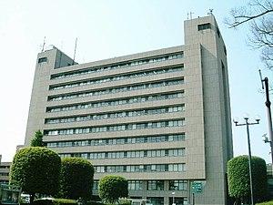 Saitama, Saitama - Saitama City Hall
