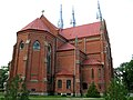 Salantų bažnyčia - church of Salantai - panoramio.jpg