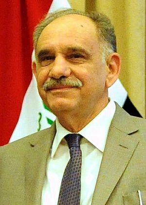 Saleh al-Mutlaq - Image: Saleh al Mutlaq 2014 (cropped)