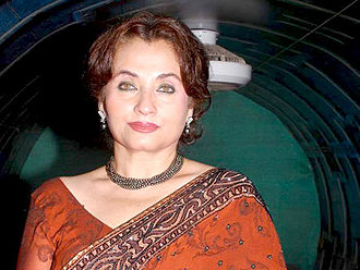 Salma Agha - Agha at an event in 2011