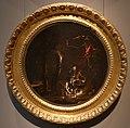 Salvator rosa, quattro scene con streghe, sera, 1645-49, 01.jpg