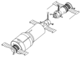 Image: Salyut 1 and Soyuz drawing.png (row: 10 column: 1 )