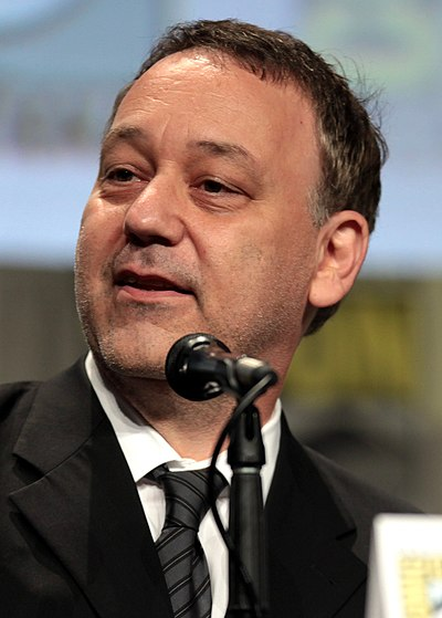 Sam Raimi, American film director, producer, writer and actor