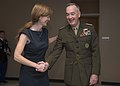 Samantha Power and Joseph Dunford (27660154501).jpg