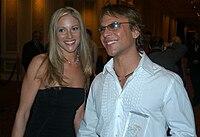 Samantha Ryan, Kurt Lockwood at 2005 AEE Awards 2.jpg
