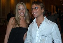 Samantha Ryan, Kurt Lockwood at 2005 AEE Awards 2.jpg