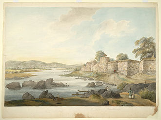 Sambalpur - Image: Sambalpur Fort