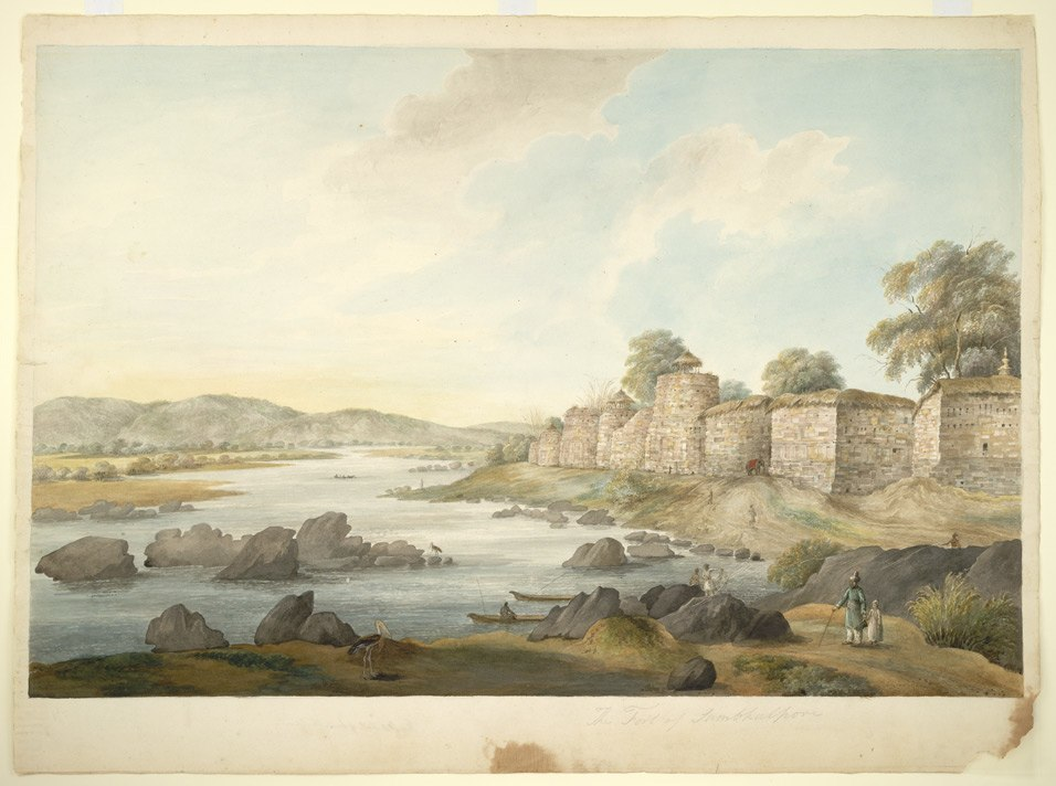Sambalpur Fort