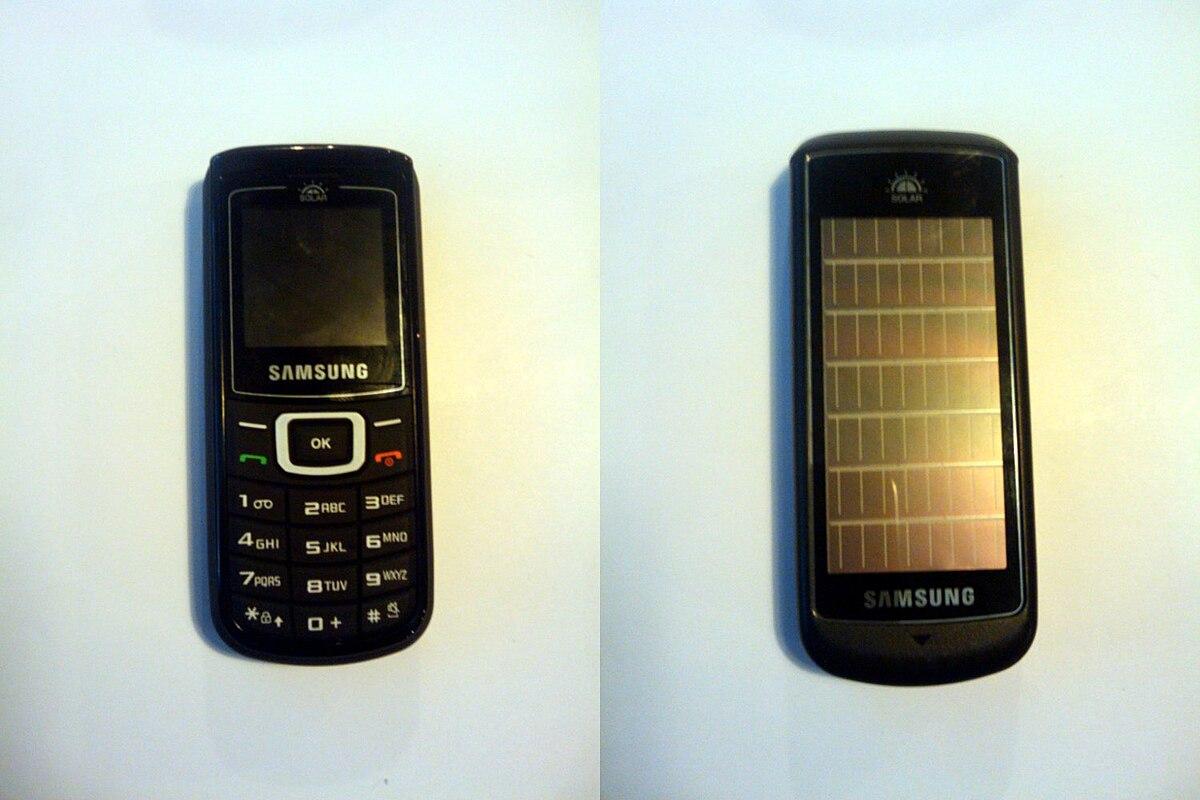 Samsung E1107 - Wikipedia