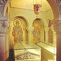 Samtavro monastery mosaic.jpg