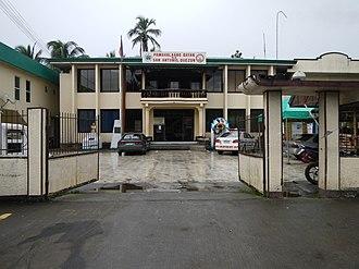 San Antonio, Quezon - San Antonio Municipal Hall