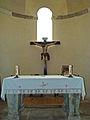 San Cebrián de Mazote iglesia mozarabe altar mayor ni.jpg