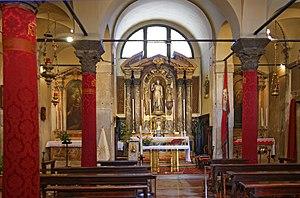 San Giacomo di Rialto - Image: San Giacomo di Rialto (interno)
