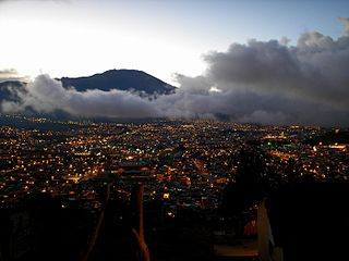 Pasto, Colombia City in Pacific Region/Andes Region, Colombia