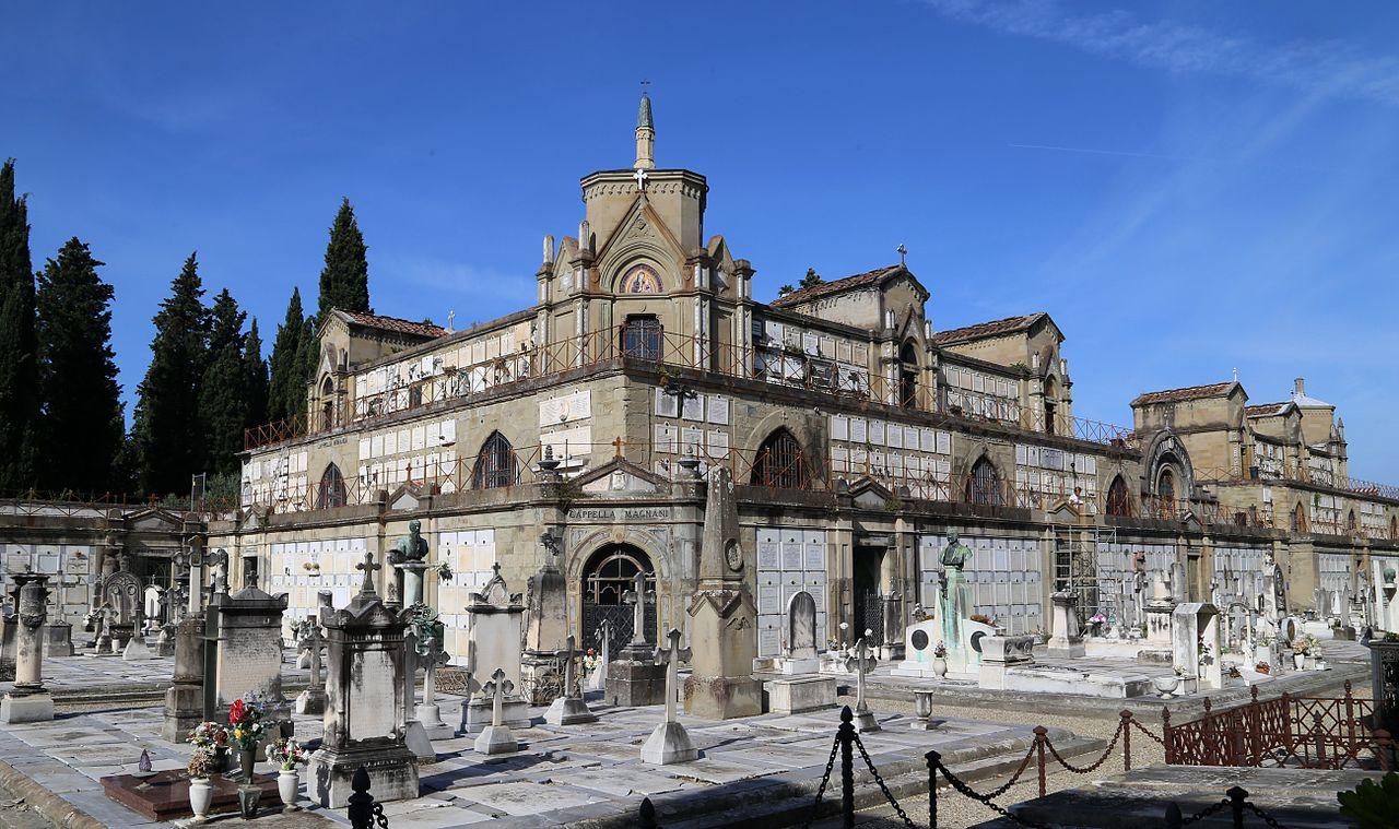 Cimitero delle Porte Sante, Firenze