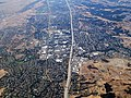 San Ramon aerial view, September 2017.JPG