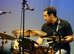 Antonio Sánchez (drummer) - Image: Sanchez 3