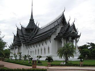 Samut Prakan Province - Sanphet Prasat Palace