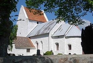 St Ib's Church - St Ib's Church, Bornholm