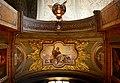 Sant'Eustachio (Rome) - Chapel ceiling.jpg