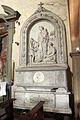 Santa Maria del Fiore a Lapo, int., aristodemo costoli, monumento della gherardesca 02.JPG