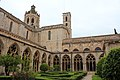 Santes Creus, Cloister (15803530340).jpg